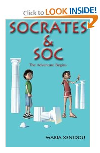 Socrates & Soc Paperback Book Cover